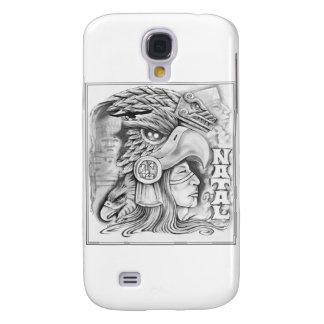 Toltec Warrior Galaxy S4 Cover