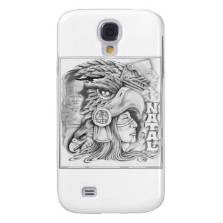 Toltec Warrior Galaxy S4 Covers