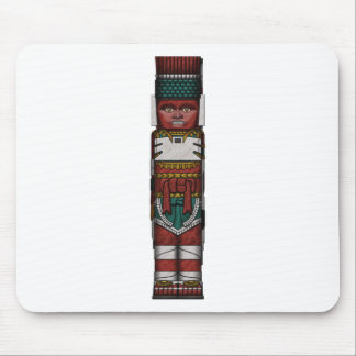 Toltec Warrior Mouse Pad