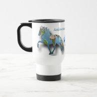 Tolting the World Coffee Mug
