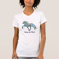 Tolting the World T Shirt