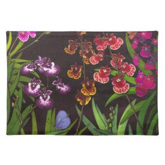 Tolumnia Equitant Oncidium Orchids Placemat