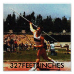 Tom327w, 327FEET2INCHES Poster
