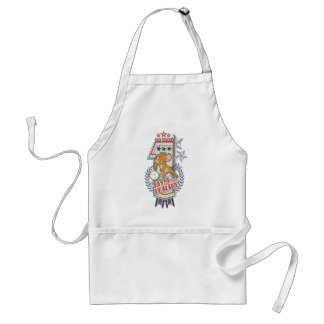 Tom and Jerry 1st Place 2 Adult Apron