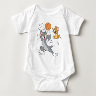 Tom and Jerry Basketball 1 T-shirts