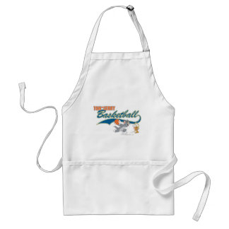 Tom and Jerry Basketball 5 Adult Apron