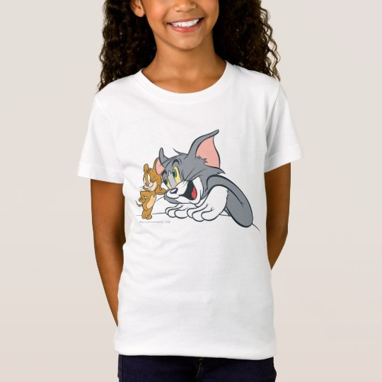 Tom and Jerry Best Buds T-Shirt