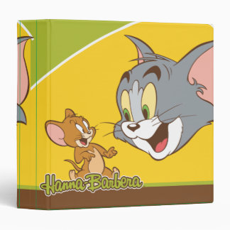 Tom And Jerry Binder