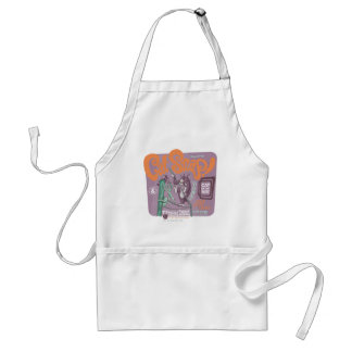 Tom and Jerry Cat Snap Adult Apron