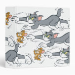 Tom and Jerry Chase 3 Ring Binders