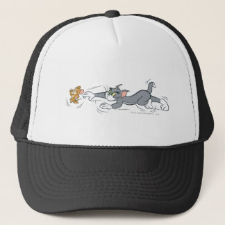 Tom and Jerry Chase Trucker Hat