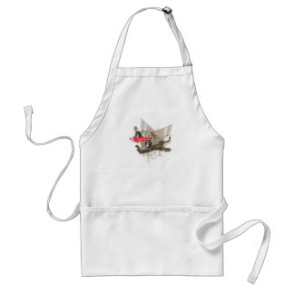 Tom and Jerry Custome Wheels Adult Apron