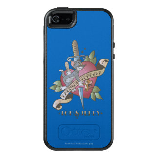 Tom and Jerry Enemies Forever 2 OtterBox iPhone 5/5s/SE Case
