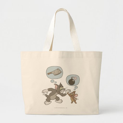 Tom and Jerry Evil Thoughts Bags