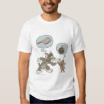 Tom and Jerry Evil Thoughts Tee Shirt