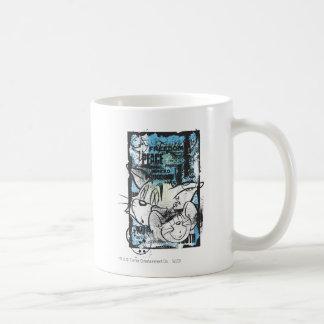 Tom and Jerry Grimey Coffee Mug