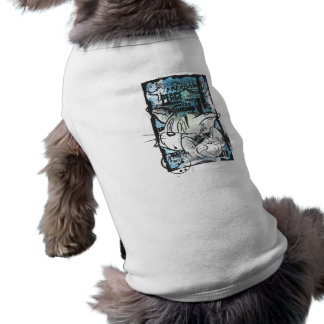 Tom and Jerry Grimey Dog T Shirt