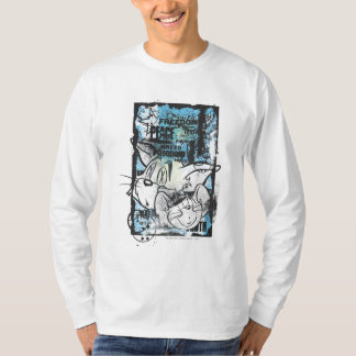 Tom and Jerry Grimey T-Shirt