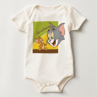 Tom and Jerry Hanna Barbera Logo Creeper