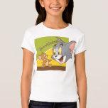 Tom and Jerry Hanna Barbera Logo T-Shirt