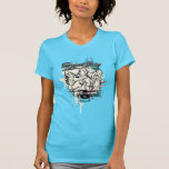 Tom and Jerry Hollywood CA Tshirt