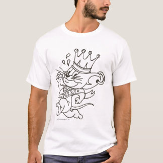 Tom and Jerry King Jerry T-Shirt