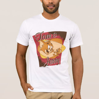 Tom and Jerry Logo 2 T-Shirt