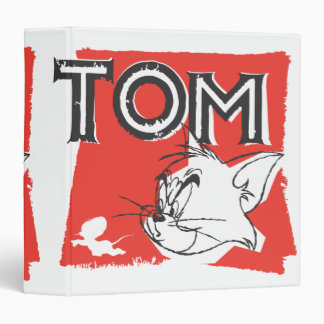 Tom and Jerry Mad Cat Binder