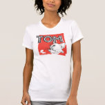Tom and Jerry Mad Cat T-shirts