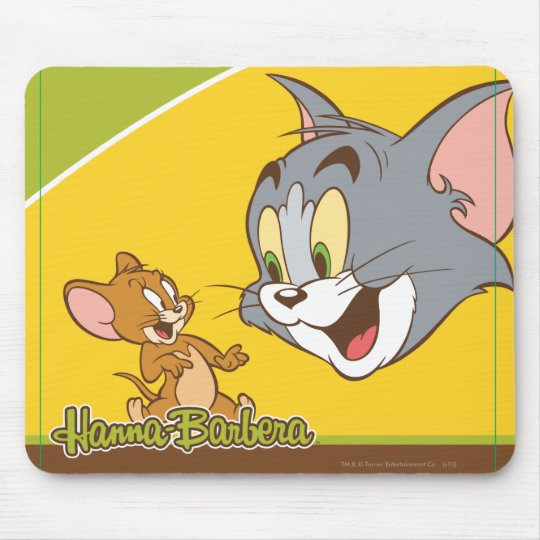 Tom And Jerry Mouse Pad