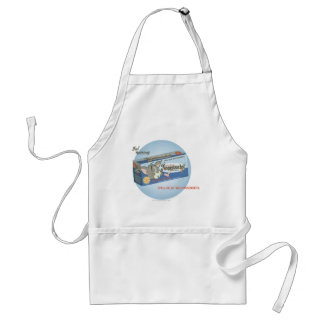 Tom and Jerry Nosensatol 2 Adult Apron