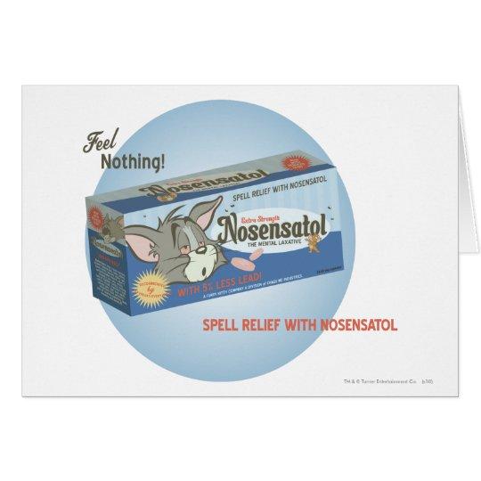 Tom and Jerry Nosensatol 2 Card