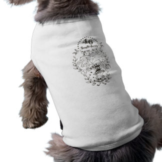 Tom and Jerry Obey The Master 1 Dog Shirt