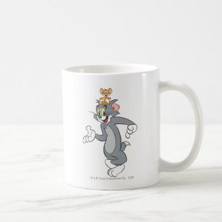 Tom and Jerry Pair Coffee Mug