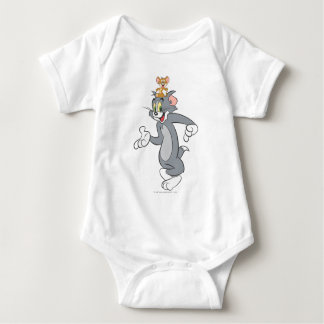 Tom and Jerry Pair Tee Shirts