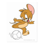Tom and Jerry Soccer (Football) 2 Postcards