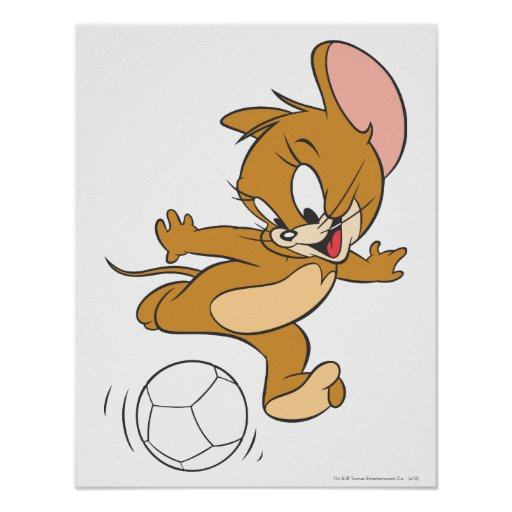 Tom and Jerry Soccer (Football) 2 Poster
