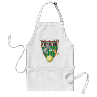 Tom and Jerry Soccer (Football) 6 Adult Apron