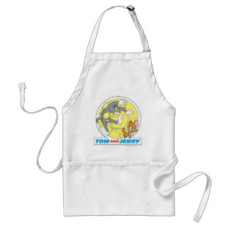 Tom and Jerry Soccer (Football) 8 Adult Apron