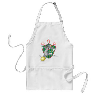 Tom and Jerry Soccer (Football) 9 Adult Apron