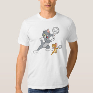 Tom and Jerry Tennis Stars 1 T Shirt