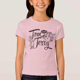 Tom And Jerry | Tom And Jerry Looking Sweet T-Shirt
