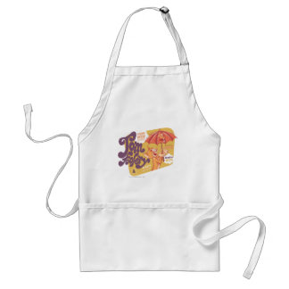 Tom and Jerry Tom Foolery Adult Apron
