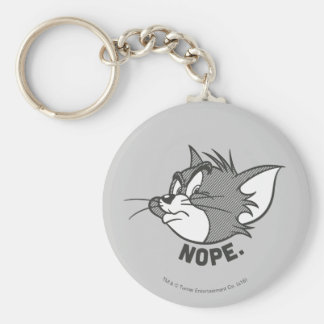 Tom And Jerry | Tom Says Nope Keychain