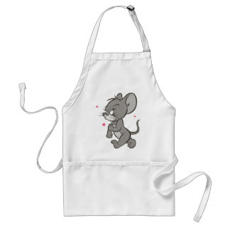 Tom and Jerry Tough Mouse 1 Adult Apron