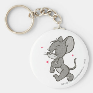 Tom and Jerry Tough Mouse 1 Keychain
