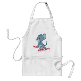 Tom and Jerry Tough Mouse 2 Adult Apron