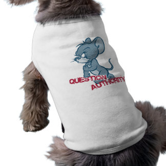 Tom and Jerry Tough Mouse 2 Doggie Tee