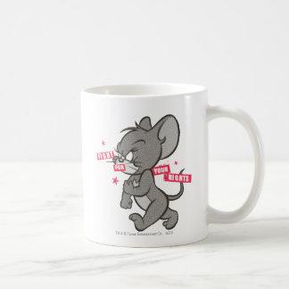 Tom and Jerry Tough Mouse 3 Coffee Mug