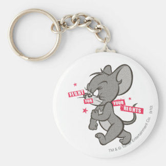 Tom and Jerry Tough Mouse 3 Keychain